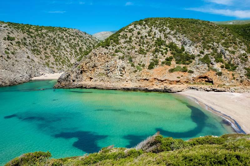 CALA DOMESTICA Buggerru – Carbonia-Iglesias