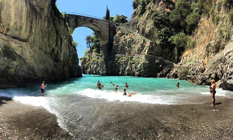 Fiordo di Furore, Salerno