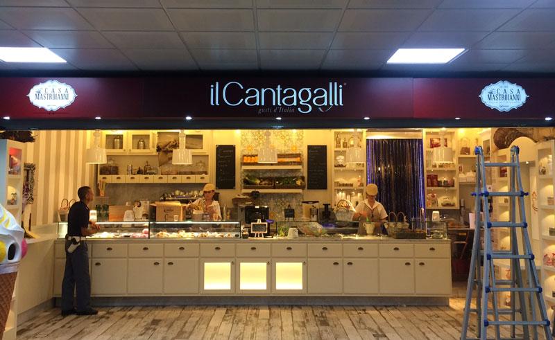 Il Cantagalli, Lamezia Terme