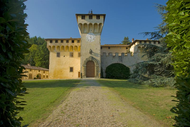 Villa Medicea di Cafaggiòlo