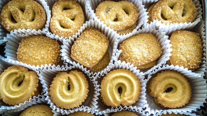 Biscotti Danesi