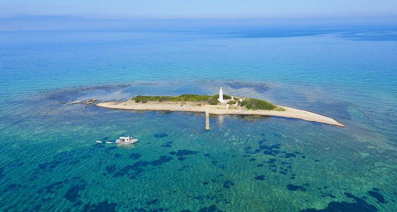 Punta Licosa, Castellabate