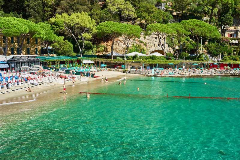 Baia di Paraggi, Santa Margherita Ligure