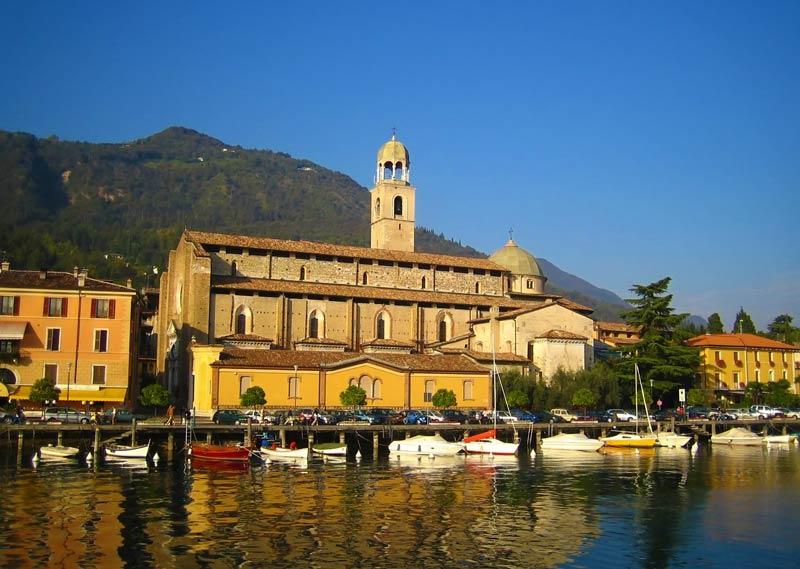 Duomo di Salò sul Lago di Garda
