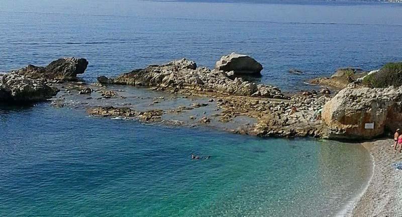 Spiaggia dei Balzi Rossi, Ventimiglia