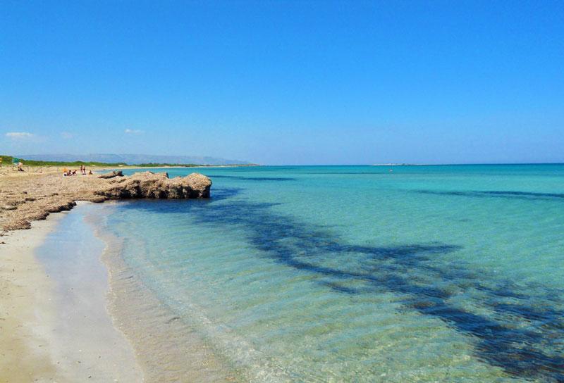 Spiaggia di San Lorenzo al Mare