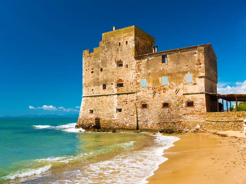Torre Mozza, Follonica