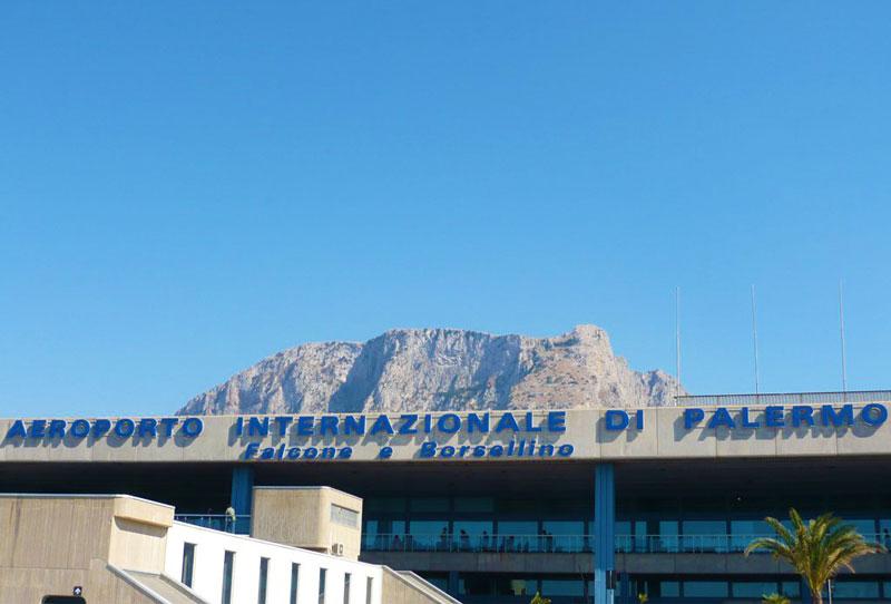 Aeroporto Falcone e Borsellino di Palermo-Punta Raisi