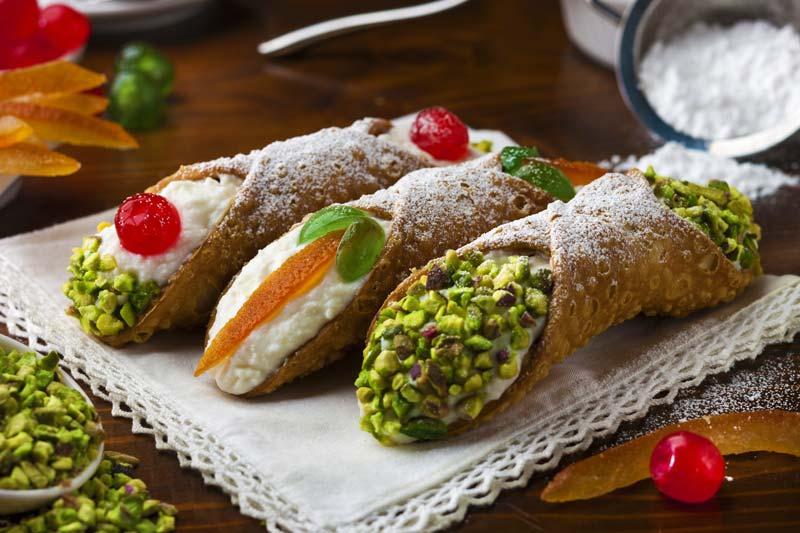 Cannoli siciliani