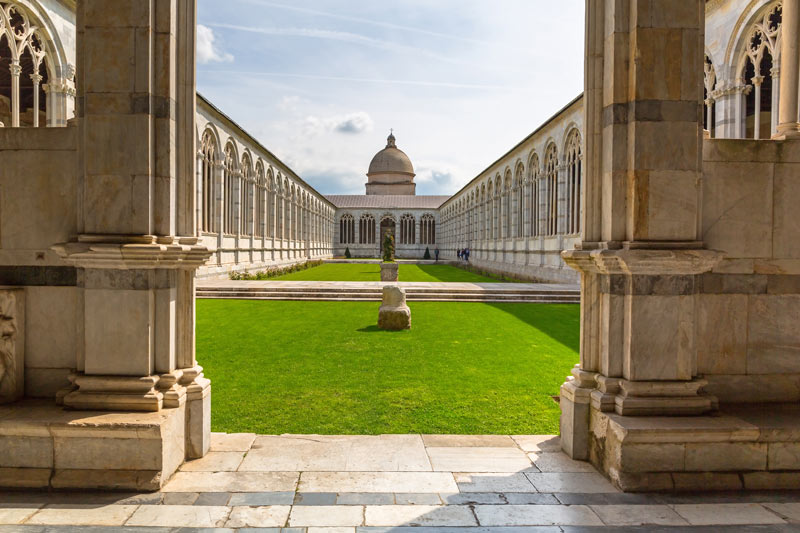 Il Camposanto di Piazza dei Miracoli
