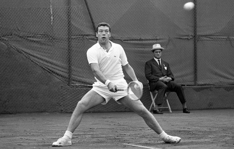 Nicola Pietrangeli - Tennis