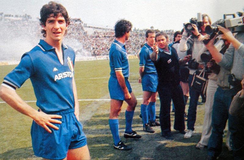 Paolo Rossi - Calcio