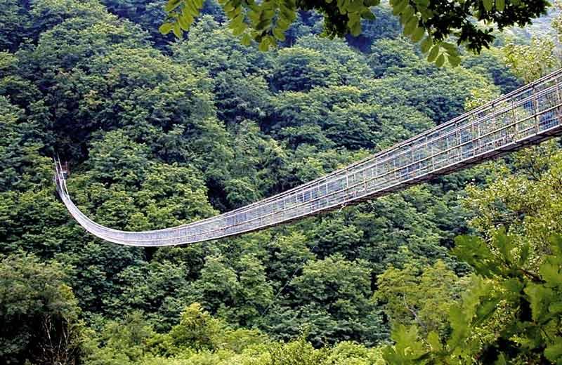 Ponte delle Ferriere- Toscana