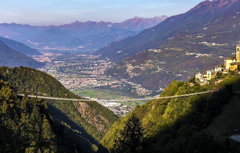 Ponte nel cielo- Lombardia