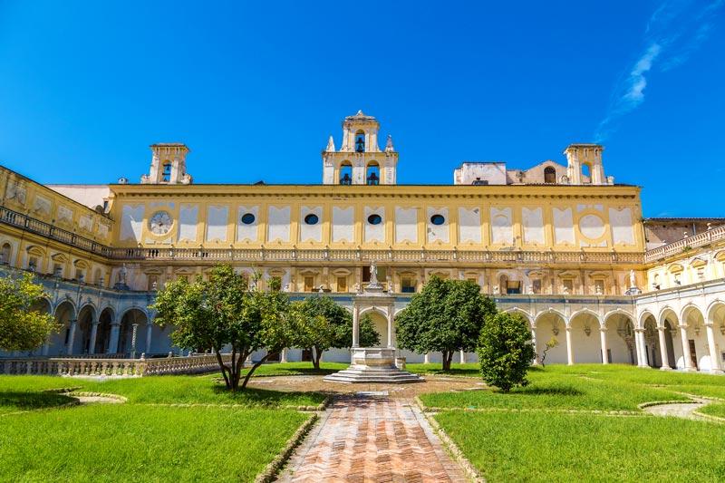 San Martino e Castel Sant'Elmo