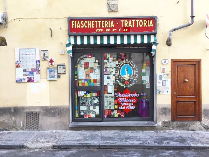 Trattoria Da Mario Firenze