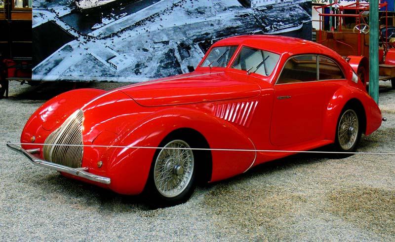 Alfa 8C 2900