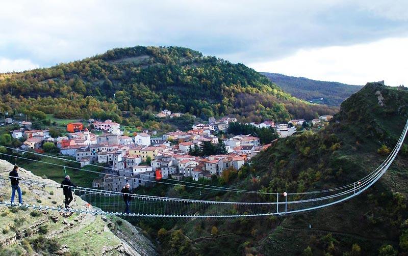 Ponte della Luna - Basilicata