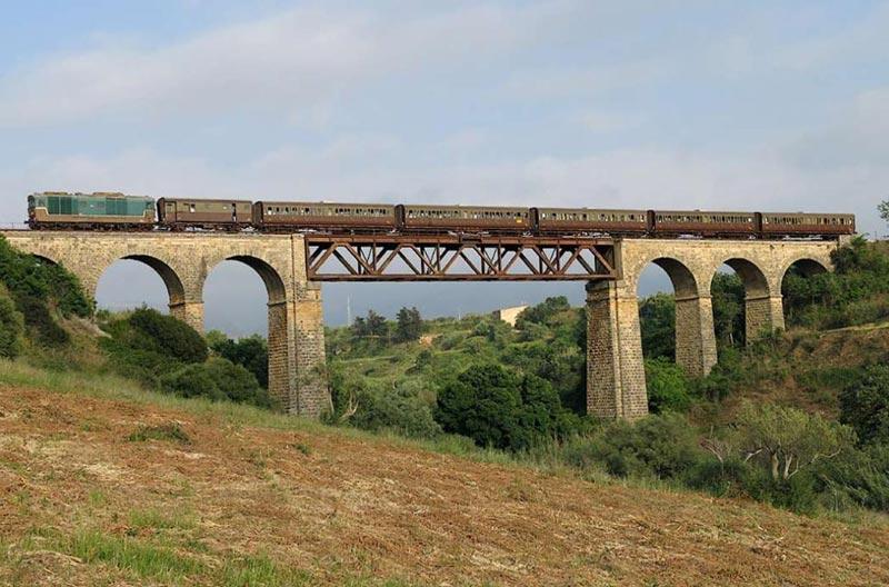 La prima ferrovia italiana