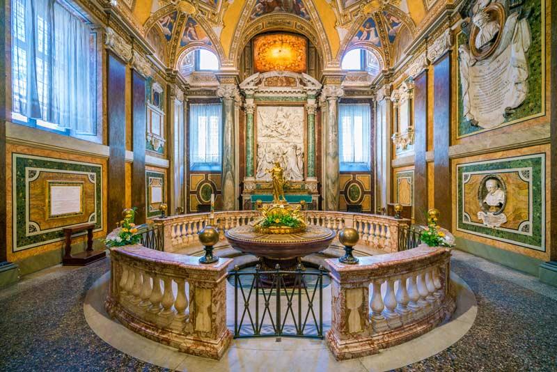 Basilica di Santa Maria Maggiore- Roma