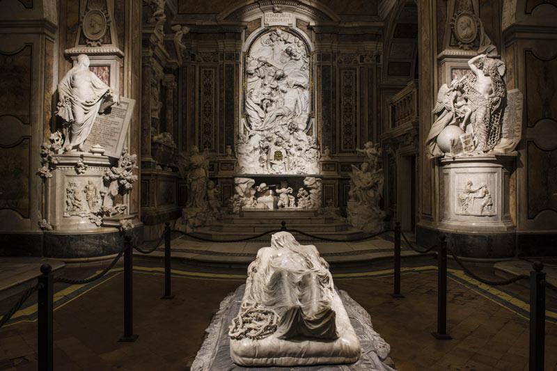 Cappella di Sansevero- Napoli