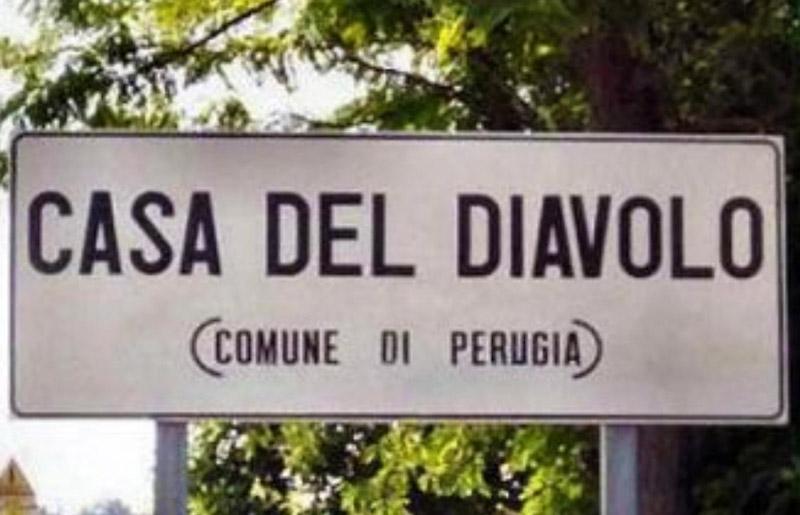 Casa del Diavolo – Perugia