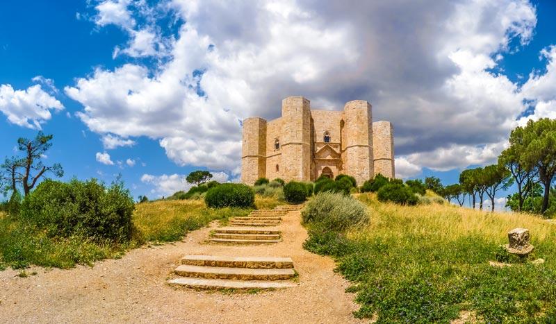 Castel del Monte ad Andria- Puglia
