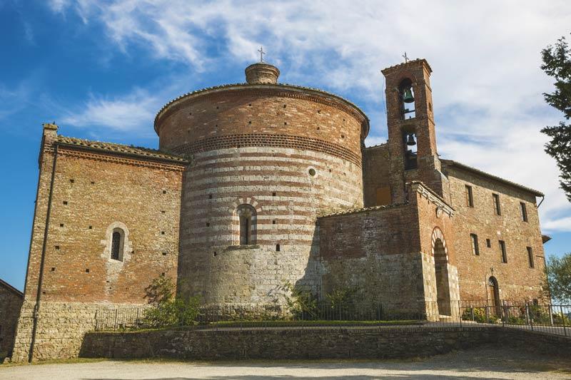 Eremo di Montesiepi- Siena