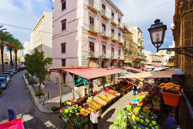 I mercati di Palermo