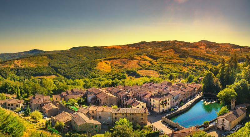 Monte Amiata- Toscana
