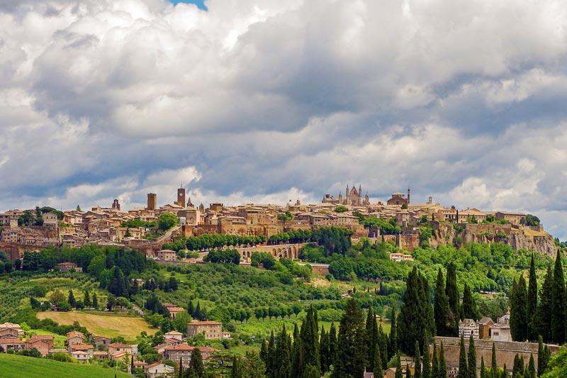 Monti Volsini- Umbria