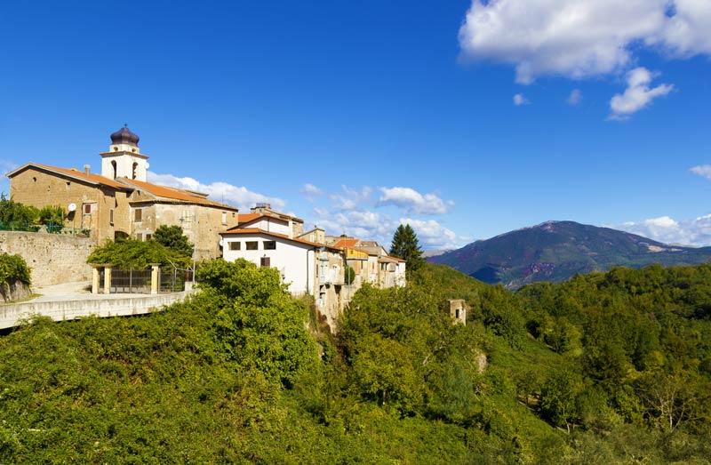 Roccamonfina- Campania