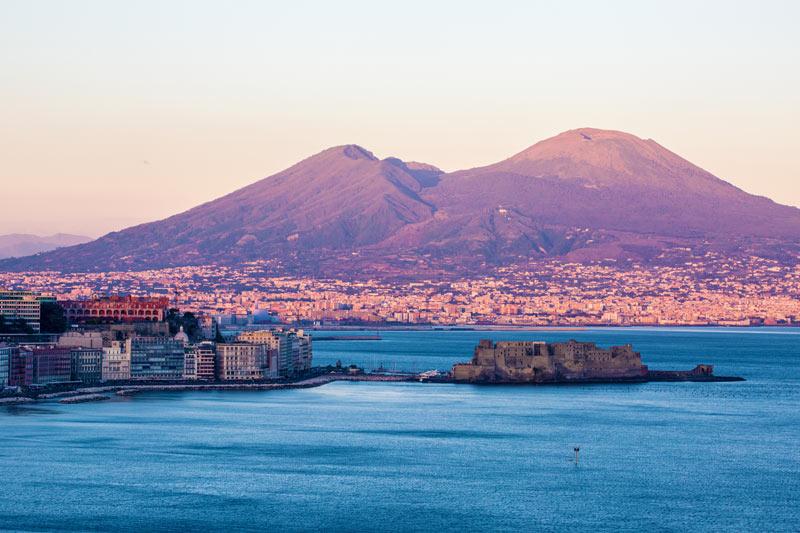 Vesuvio- Campania