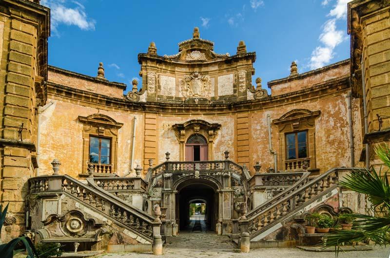 Villa Palagonia Bagheria- Sicilia