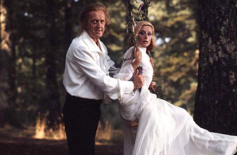 Sandra e Raimondo giovani