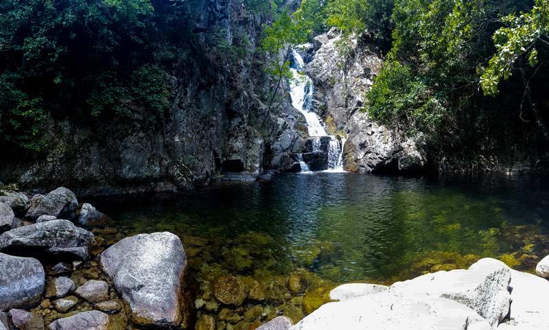 Cascata del Marmarico - Calabria