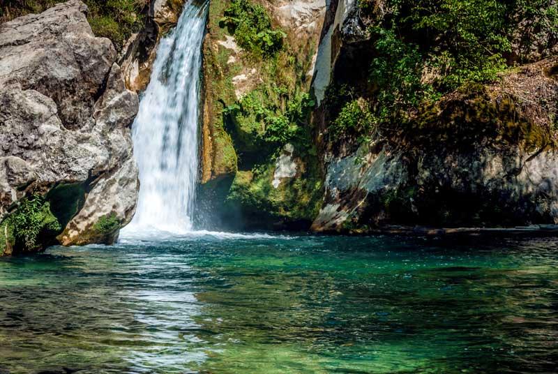 Cascata dell'Aniene - Lazio
