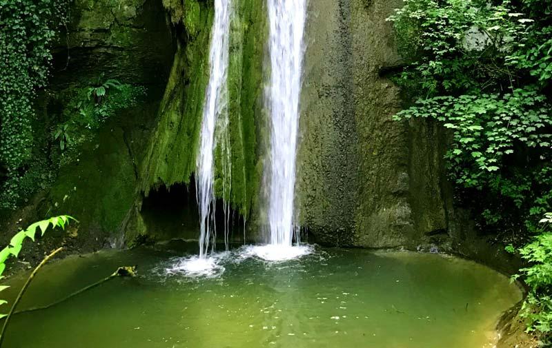 Cascate di Molina - Veneto