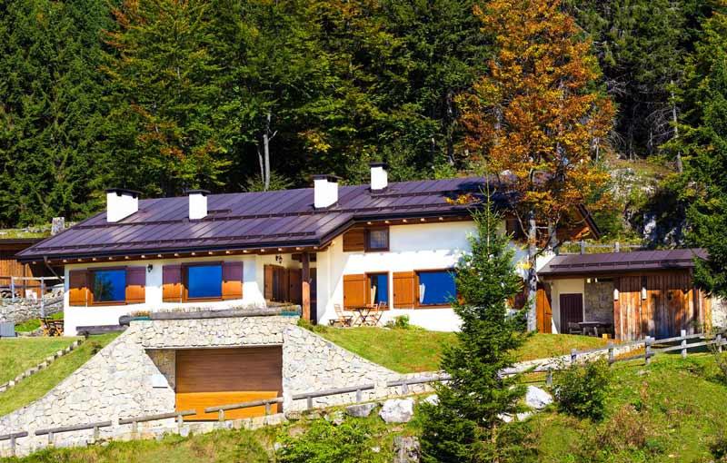 Chalet Tremalzo, Trentino