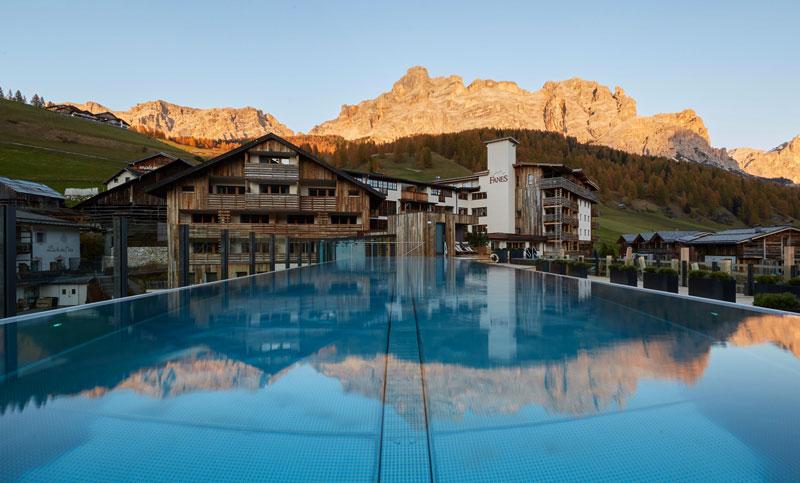 Chalets Fanes di San Cassiano, Trentino