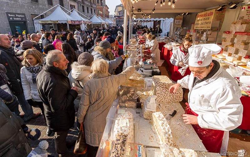 Festa del torrone, Cremona