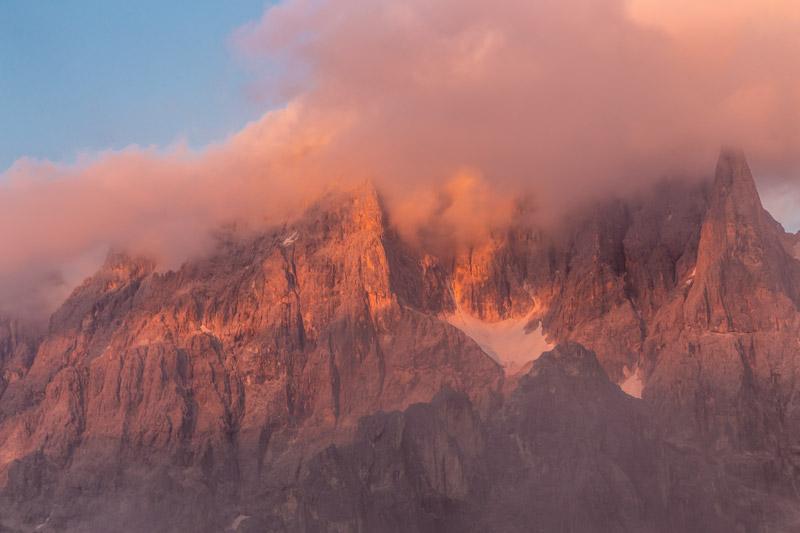Il Monte Rosso