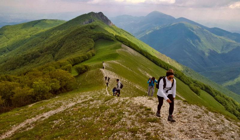 Monte Catria, Cagli