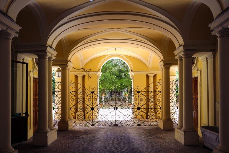 Palazzo Pianetti, Jesi