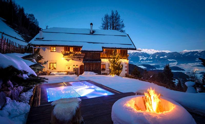 San Lorenzo Mountain Lodge, Trentino