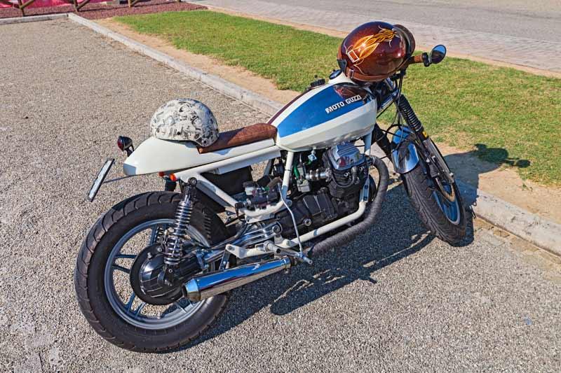 moto Guzzi d'epoca