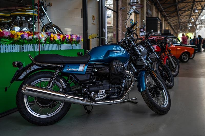 Modelli di Moto Guzzi