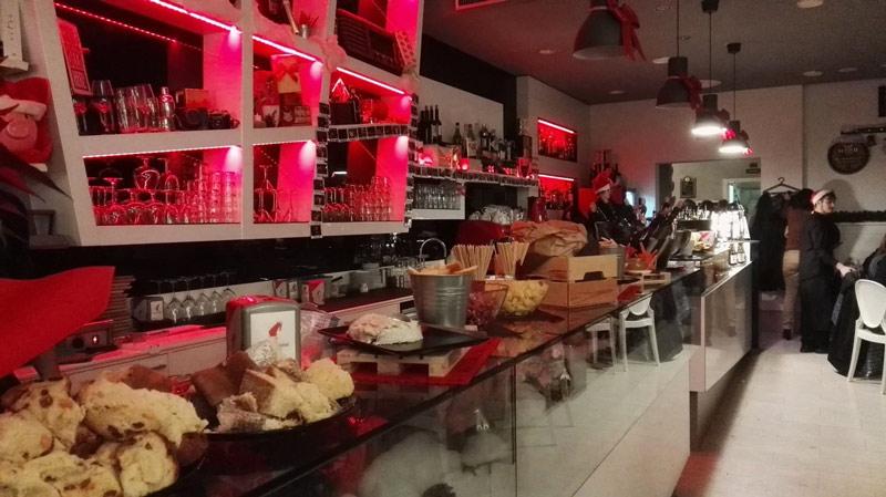Lab Lunch Aperitif Bar