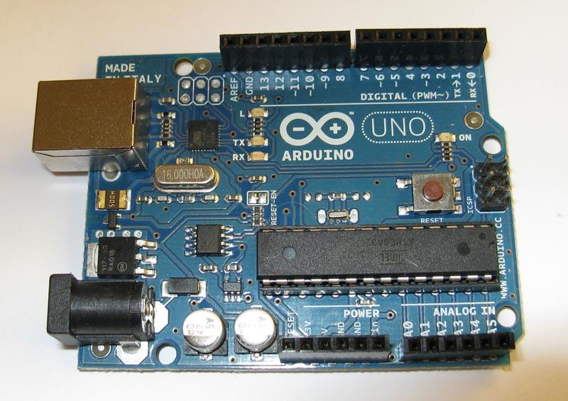 Sistema Arduino