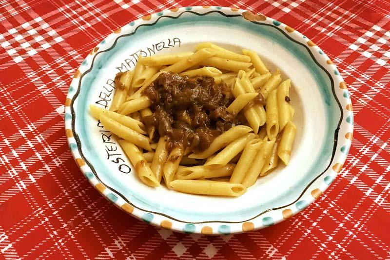 Osteria della Mattonella Napoli